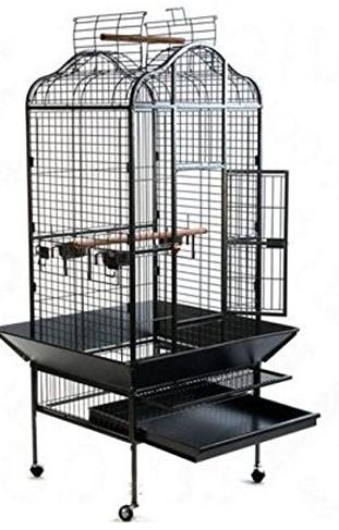 jaulas para loros 1 - Pajareras