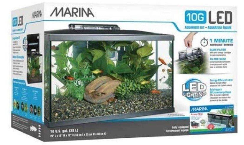 kit de acuario
